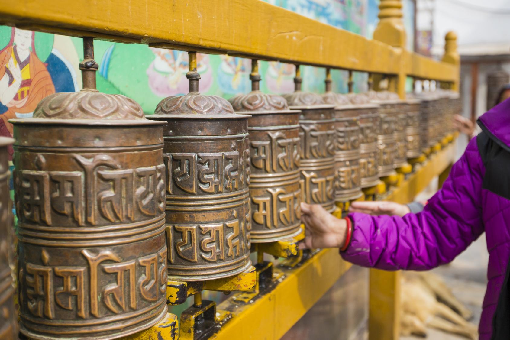 buddhism-nepal