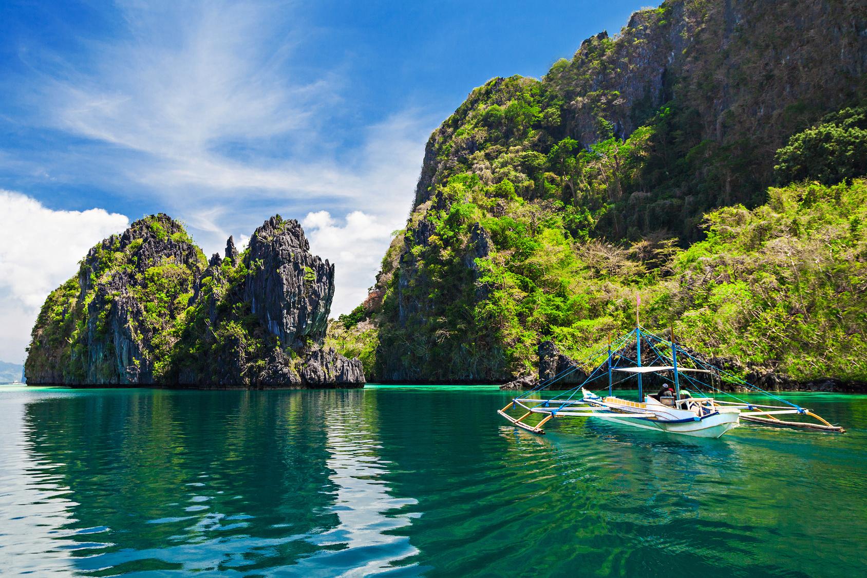 philippines-Lagoon